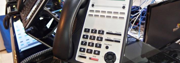 NEC SL1000 IP4WW-12TXH-A-TEL | NEC SL1000 and SL2100